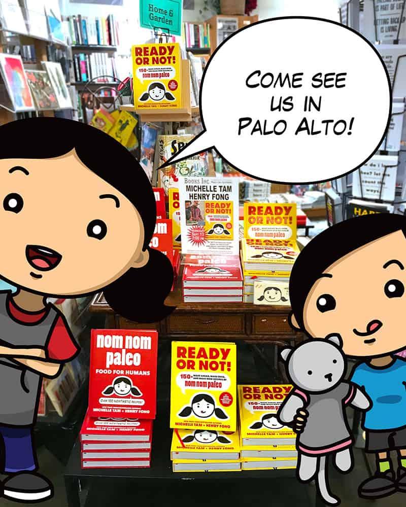 Palo Alto!