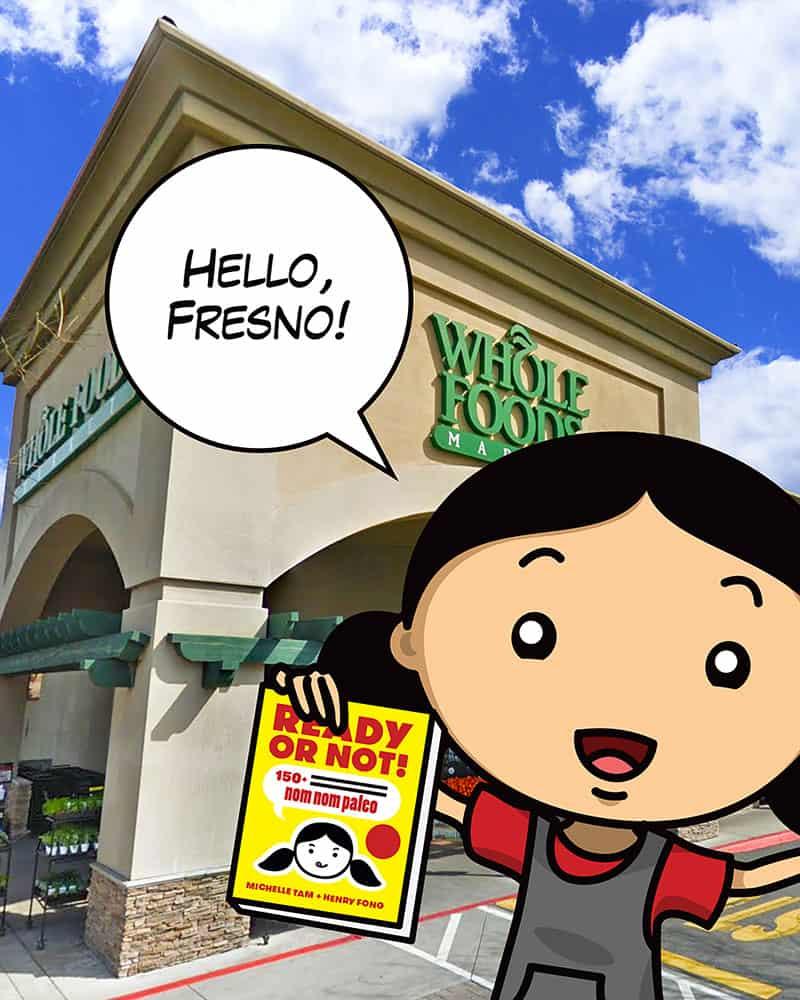 Fresno!