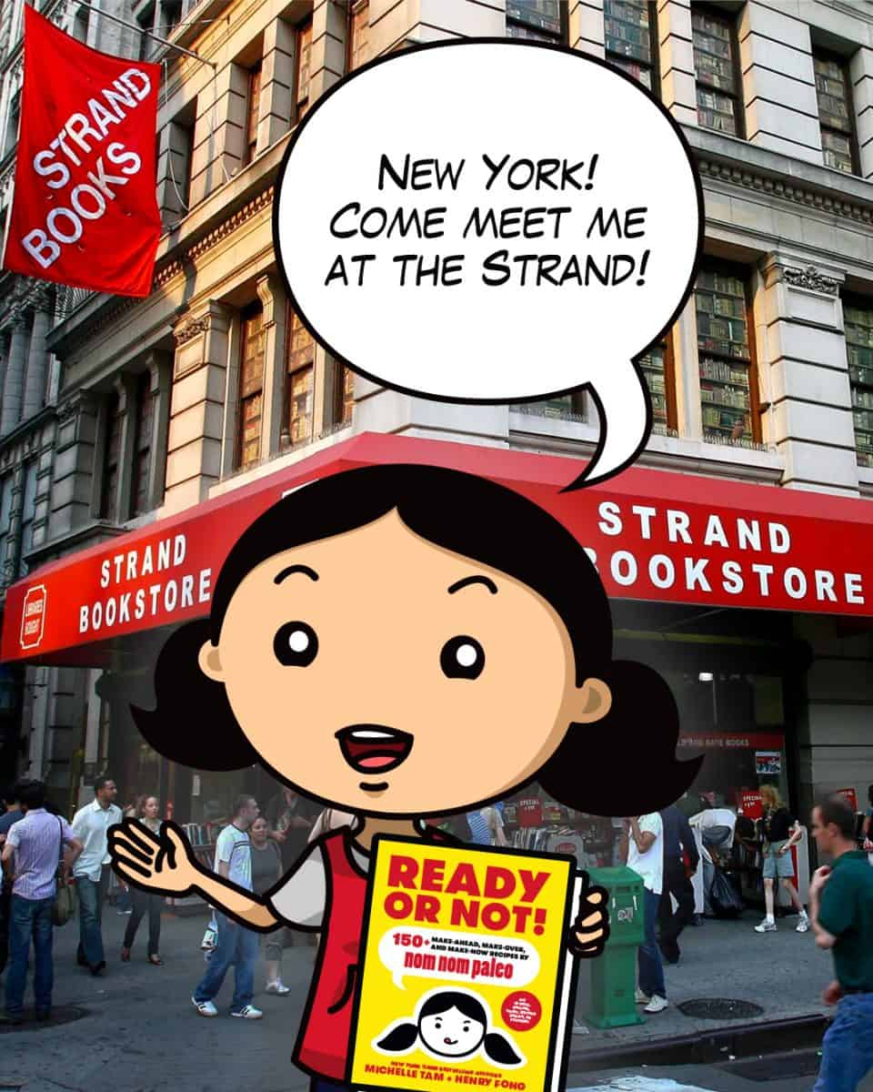 The Strand!