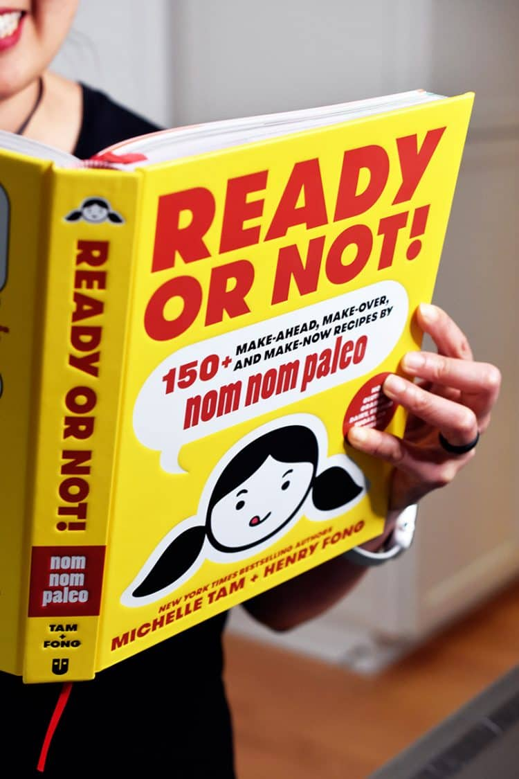 Episode 19: Ready or Not! by Michelle Tam http://nomnompaleo.com