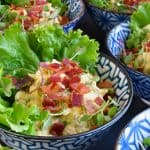 Bacon Deviled Egg Salad