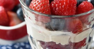 Paleo Pudding Parfaits