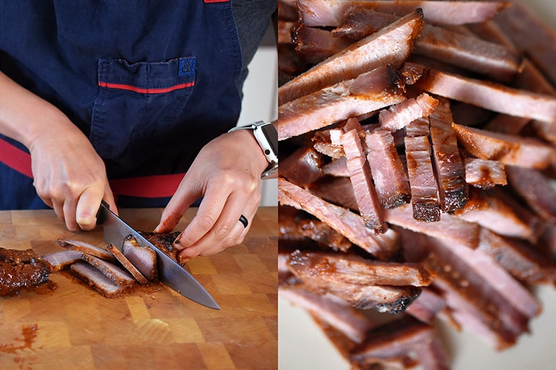 "Paleo Hiyashi Chūka (Cold ""Ramen"" Salad) by Michelle Tam http://nomnompaleo.com"