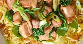 Paleo Chicken Chow Mein by Michelle Tam https://nomnompaleo.com