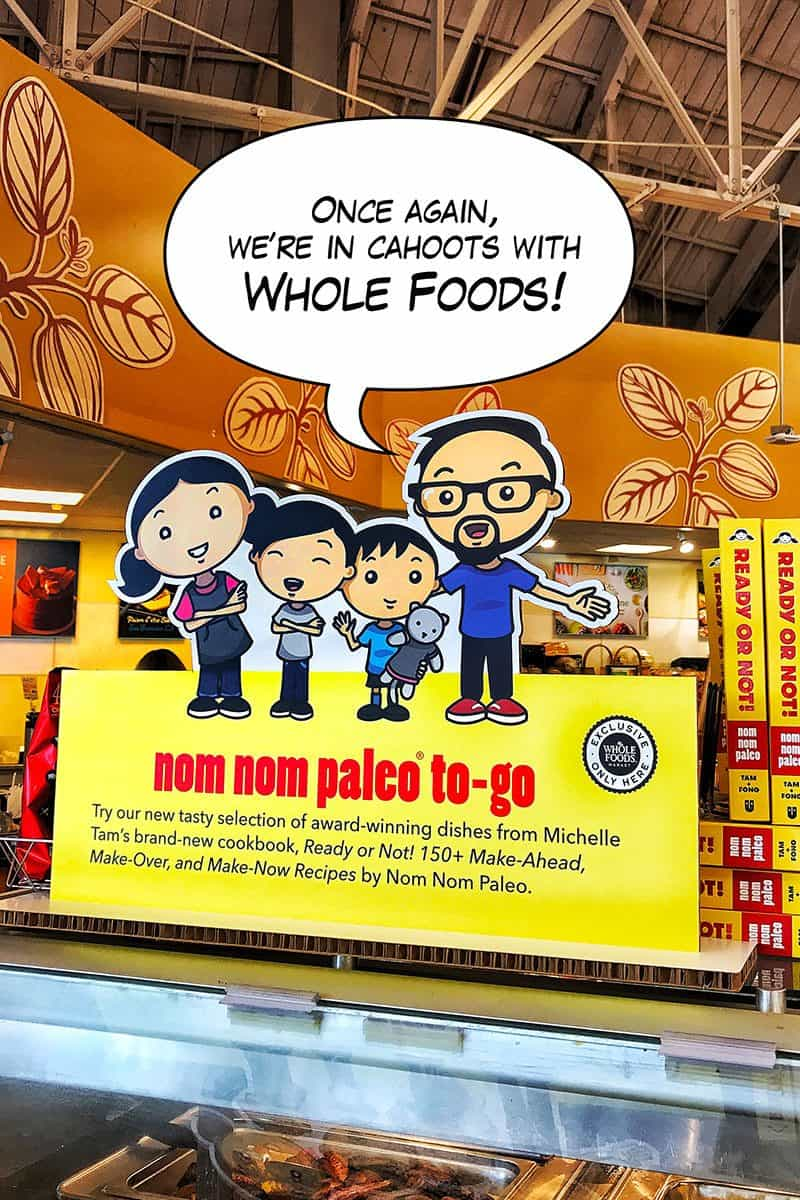 Ready for Another Whole Foods Takeover? by Michelle Tam https://nomnompaleo.com