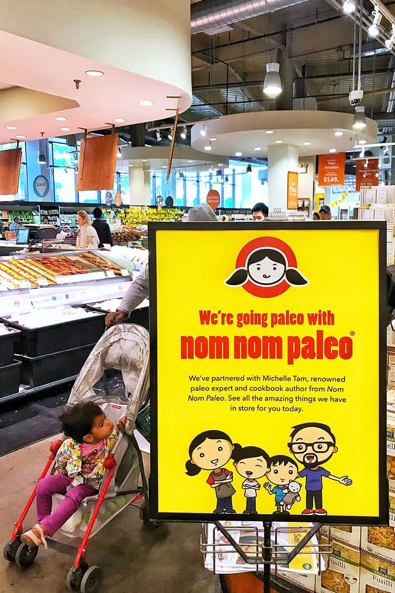 Nom Nom Paleo + Whole Foods in the Northeast! by Michelle Tam http://nomnompaleo.com
