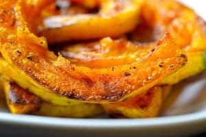 Roasted Kabocha Squash by Michelle Tam https://nomnompaleo.com
