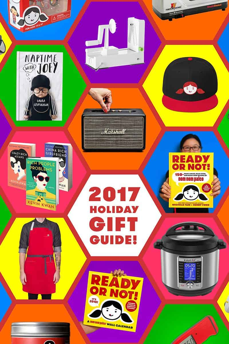 2017 Holiday Gift Guide by Nom Nom Paleo https://nomnompaleo.com