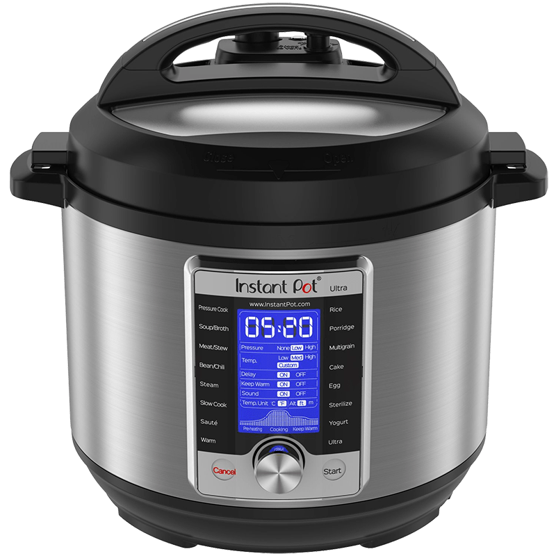 How To Cook Eggs In Instant Pot Ultra