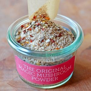 Magic Mushroom Powder by Michelle Tam / Nom Nom Paleo https://nomnompaleo.com
