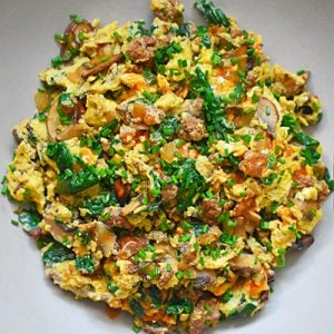 Joe's Scramble by Michelle Tam / Nom Nom Paleo https://nomnompaleo.com
