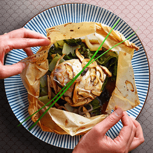 Paper-Wrapped Chicken by Michelle Tam / Nom Nom Paleo http://nomnompaleo.com