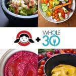 Whole30 Day 7: Veggie Dips