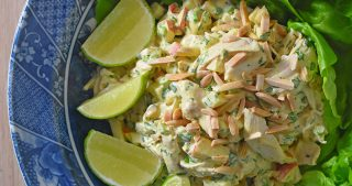 Madras Chicken Salad by Michelle Tam / Nom Nom Paleo https://nomnompaleo.com