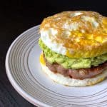 "Whole30 Day 28: Sausage Egg ""McMuffin"""