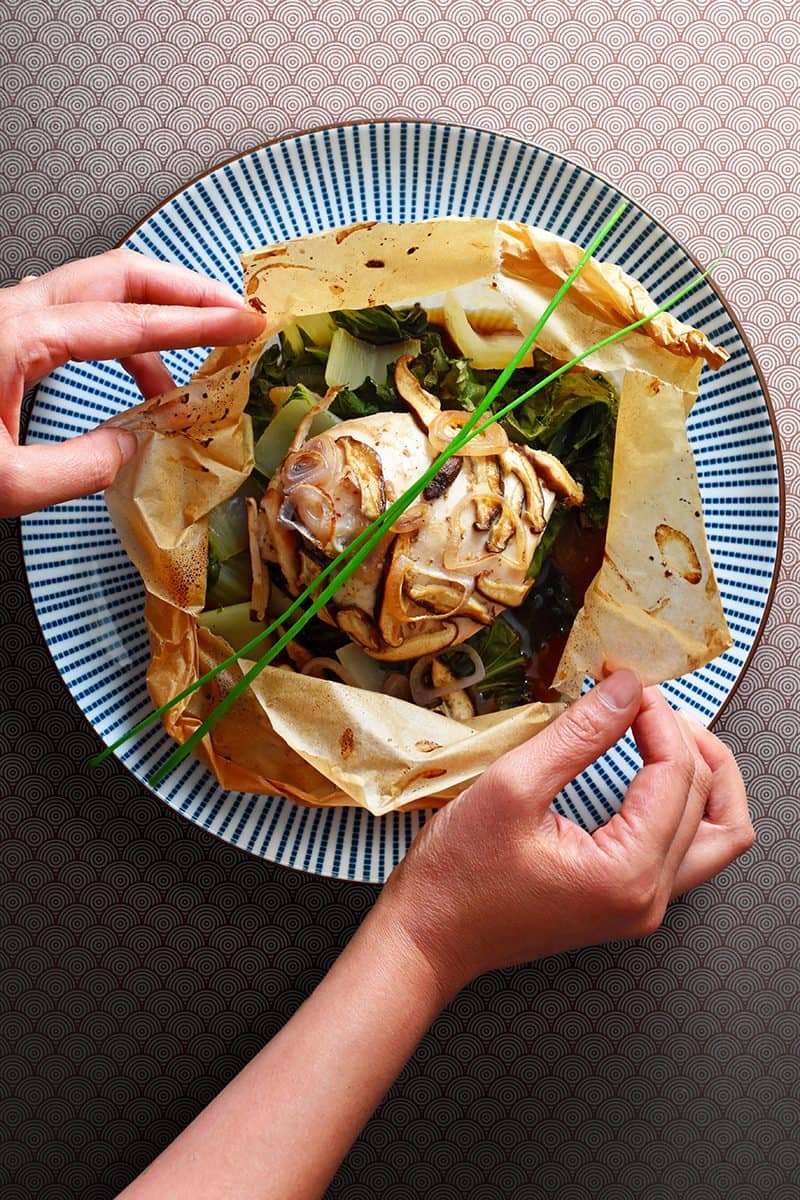 Paper-Wrapped Chicken by Michelle Tam / Nom Nom Paleo https://nomnompaleo.com