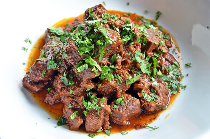 Oven-Braised Mexican Beef - Nom Nom Paleo®