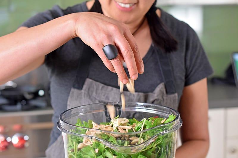 Arugula Pesto by Michelle Tam / Nom Nom Paleo http://nomnompaleo.com
