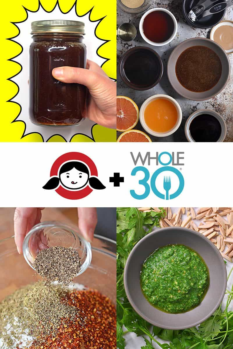 More Whole30 Prep: Flavor Boosters by Michelle Tam / Nom Nom Paleo https://nomnompaleo.com