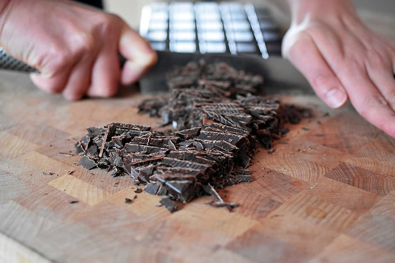 Coco-Nutty Dark Bark by Michelle Tam / Nom Nom Paleo https://nomnompaleo.com