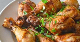 Orange Dijon Chicken