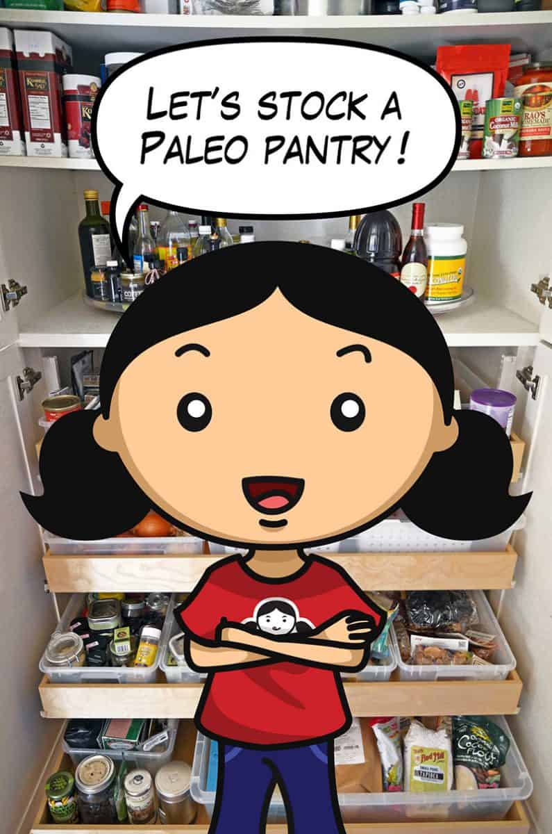Stocking Your Paleo Pantry by Michelle Tam https://nomnompaleo.com