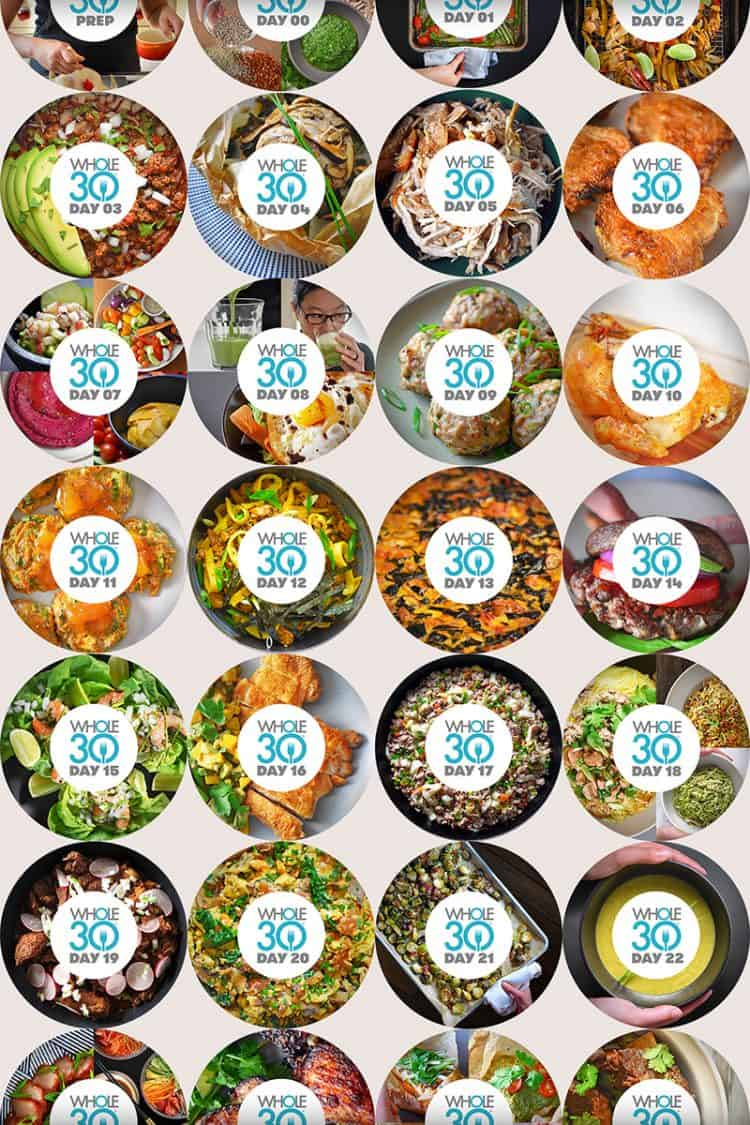 Whole30 Round-up by Michelle Tam / Nom Nom Paleo http://nomnompaleo.com