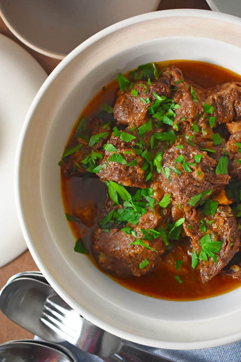 Instant Pot Beef Stew by Michelle Tam https://nomnompaleo.com