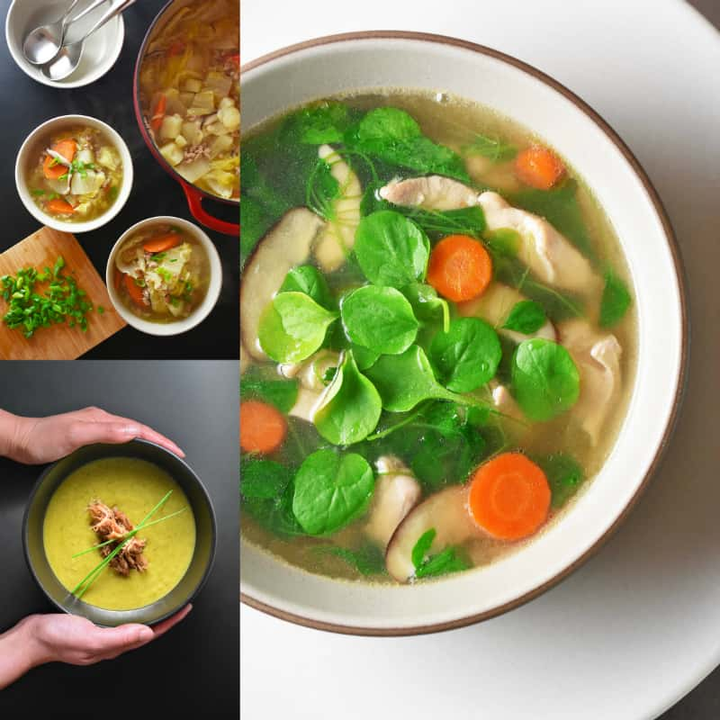 Whole30 Soups Roundup! by Michelle Tam https://nomnompaleo.com