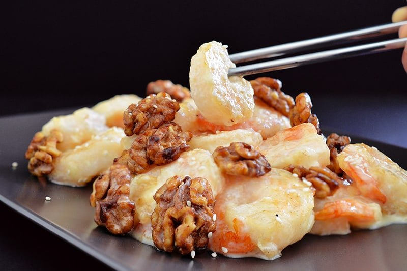 Paleo Walnut Shrimp by Michelle Tam / Nom Nom Paleo https://nomnompaleo.com