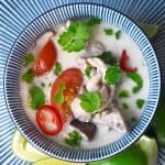 Tom Kha Gai by Michelle Tam https://nomnompaleo.com