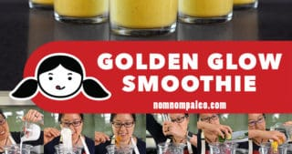 Golden Glow Smoothie by Michelle Tam / Nom Nom Paleo