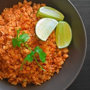 Mexi-Cauli Rice by Michelle Tam https://nomnompaleo.com