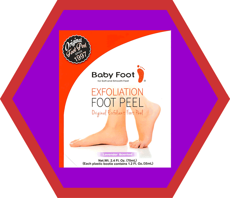 Baby Foot from the 2018 Holiday Gift Guide by Nom Nom Paleo