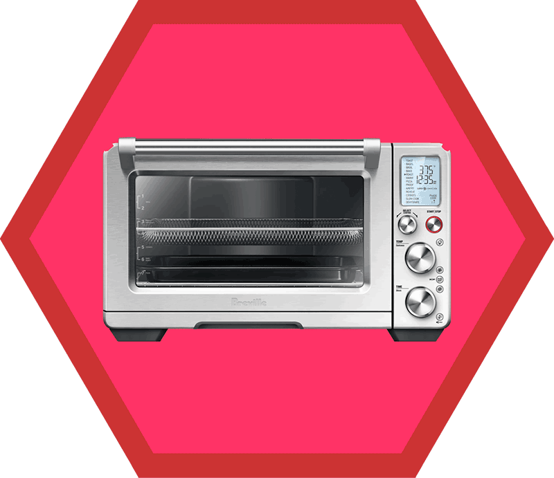 Breville Smart Oven Air from the 2018 Holiday Gift Guide by Nom Nom Paleo