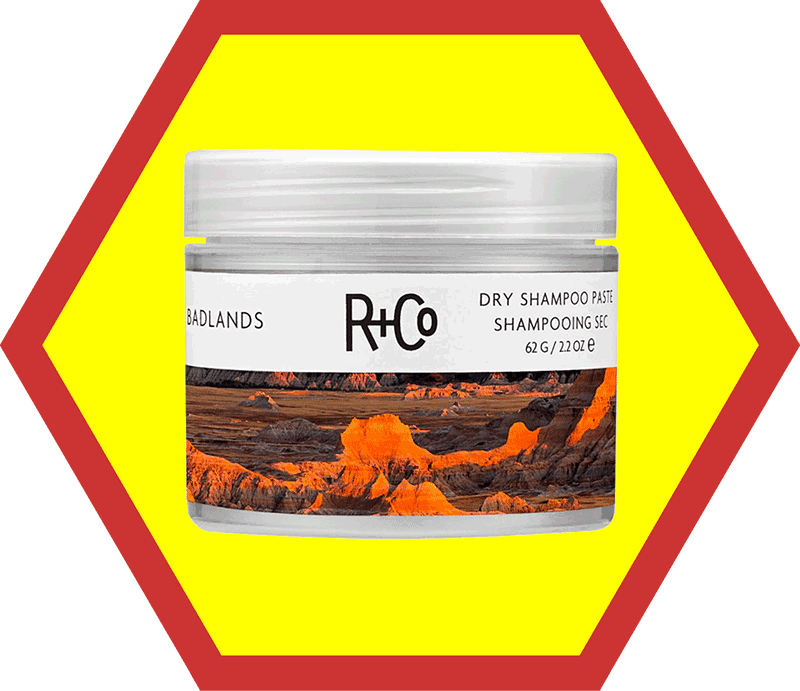 R + Co Badlands Dry Shampoo Paste from the 2018 Holiday Gift Guide by Nom Nom Paleo