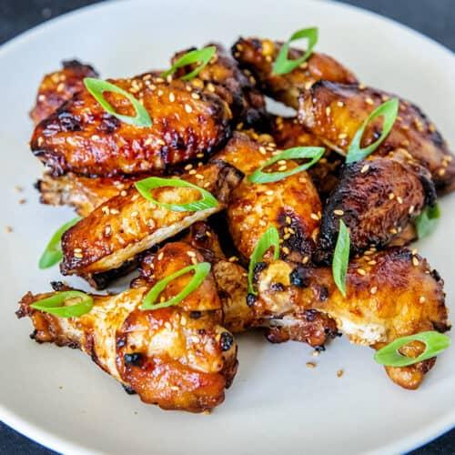 Chinese Chicken Wings Whole30 Gluten Free Nom Nom Paleo